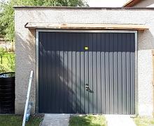 garážová vrata 12