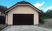 garážová vrata 8