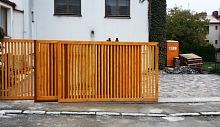 pojezdové brány 12