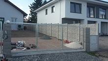 pojezdové brány 14