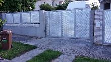 pojezdové brány 2