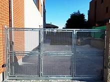 pojezdové brány 20