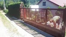 pojezdové brány 21