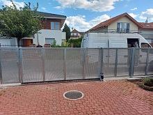 pojezdové brány 22