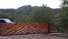 samonosné brány 8